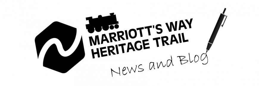 Marriotts Way Heritage Trail logo21