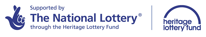 Supported by the National Lottery Heritage Fund